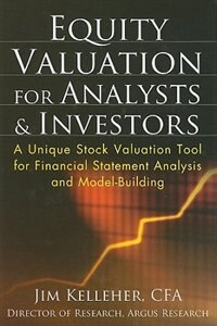 Book Equity Valuation for Analysts and Investors by James Kelleher