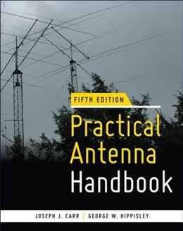 Book Practical Antenna Handbook 5/e by Joseph Carr