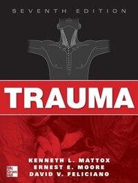 Trauma, Seventh Edition
