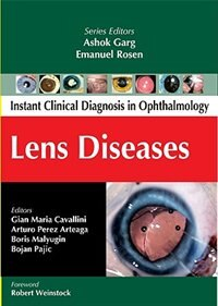 Book Lens Diseases by Gian Maria Cavallini