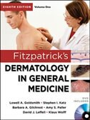 Book Fitzpatrick's Dermatology in General Medicine, Eighth Edition, 2 Volume set by Lowell Goldsmith