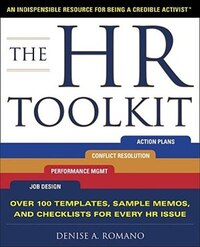 The HR Toolkit: An Indispensable Resource for Being a Credible Activist: An Indispensable Resource…