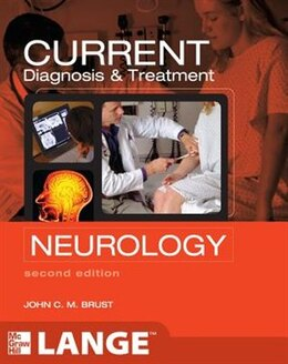 Book CURRENT Diagnosis & Treatment Neurology, Second Edition by John Brust