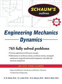 Book Schaum's Outline of Engineering Mechanics Dynamics by E. Nelson