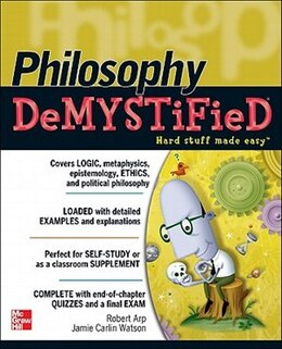 Book Philosophy DeMYSTiFied by Robert Arp