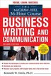 The McGraw-Hill 36-Hour Course in Business Writing and Communication, Second Edition by Kenneth W. Davis