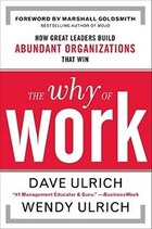 The Why of Work: How Great Leaders Build Abundant Organizations That Win: How Great Leaders Build…