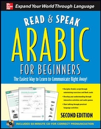 Read and Speak Arabic for Beginners with Audio CD, Second Edition