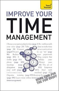 Book Improve Your Time Management: A Teach Yourself Guide: A Teach Yourself Guide by Polly Bird