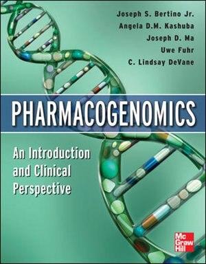 history of pharmacogenomics