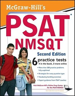 Book McGraw-Hill's PSAT/NMSQT, Second Edition by Christopher Black