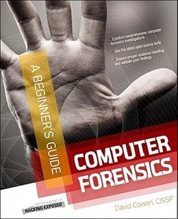 Book Computer Forensics Infosec Pro Guide by David Cowen
