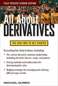 Book All About Derivatives Second Edition by Michael Durbin