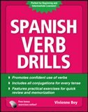 Book Spanish Verb Drills, Fourth Edition by Vivienne Bey