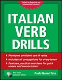 Book Italian Verb Drills, Third Edition by Paola Nanni-Tate