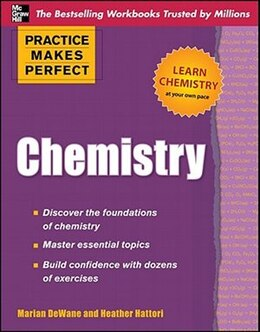 Book Practice Makes Perfect Chemistry by Marian DeWane