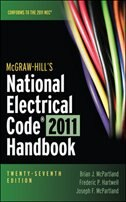 Mcgraw-hill's National Electrical Code 2011 Handbook by Brian Mcpartland