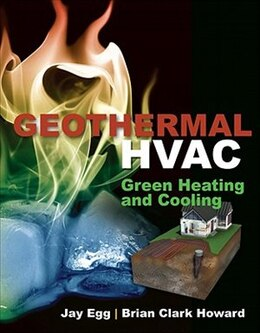 Book Geothermal HVAC by Jay Egg