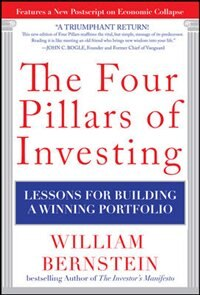 Book The Four Pillars of Investing: Lessons for Building a Winning Portfolio: Lessons for Building a… by William J. Bernstein