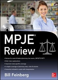 Book Pharmacy Law Examination and Board Review by William Feinberg