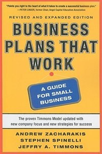Book Business Plans That Work: A Guide For Small Business 2/e: A Guide for Small Business 2/E by Andrew Zacharakis