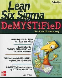 Book Lean Six Sigma Demystified, Second Edition by Arthur, Jay