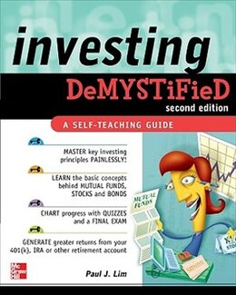 Book Investing DeMYSTiFieD, Second Edition by Paul Lim