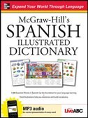 Book McGraw-Hill's Spanish Illustrated Dictionary by McGraw-Hill Education