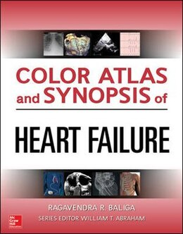 Book Color Atlas and Synopsis of Heart Failure (SET 2) by Ragavendra Baliga