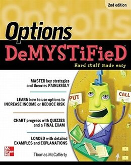 Book Options Demystified, Second Edition by Thomas McCafferty
