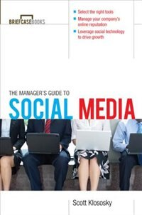 Book Manager's Guide to Social Media by Scott Klososky