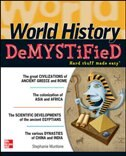 Book World History DeMYSTiFieD by Stephanie Muntone