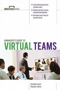Book Manager's Guide to Virtual Teams by Kimball Fisher