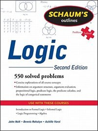 Book Schaum's Outline of Logic, Second Edition by John Nolt