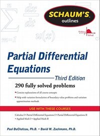 Book Schaum's Outline of Partial Differential Equations by Paul Duchateau