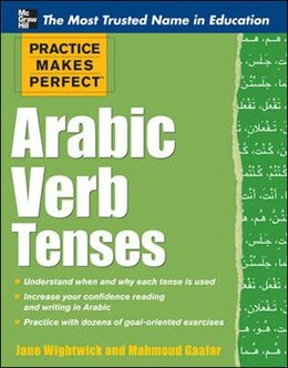 Book Practice Makes Perfect Arabic Verb Tenses by Jane Wightwick