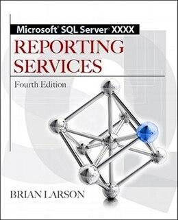 Book Microsoft SQL Server 2012 Reporting Services 4/E by Brian Larson