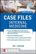 Book Case Files Internal Medicine, Fourth Edition by Eugene Toy