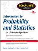 Book Schaum's Outline of Introduction to Probability and Statistics by Seymour Lipschutz