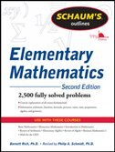 Book Schaum's Outline of Review of Elementary Mathematics, 2nd Edition by Philip Schmidt