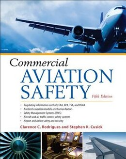 Book Commercial Aviation Safety 5/E by Clarence C. Rodrigues