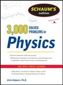 Book Schaum's 3,000 Solved Problems in Physics by Alvin Halpern