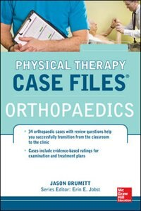 Book Physical Therapy Case Files: Orthopaedics by Jason Brumitt