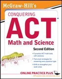 Book McGraw-Hill's Conquering the ACT Math and Science, 2nd Edition by Steven W. Dulan