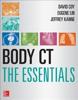 Book Body CT The Essentials by Eugene Lin