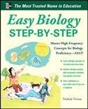 Easy Biology Step-by-Step by Nichole Vivion