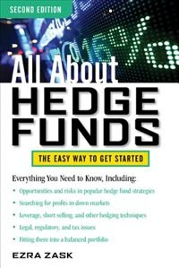Book All About Hedge Funds, Fully Revised Second Edition by Ezra Zask