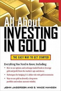 Book All About Investing in Gold by John Jagerson