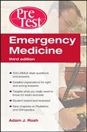 Book Emergency Medicine PreTest Self-Assessment and Review, Third Edition by Adam Rosh