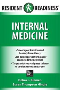 Book Resident Readiness Internal Medicine by Debra Klamen